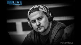 Jon Kyte Explains an Early Double Elimination at 888poker Live Barcelona