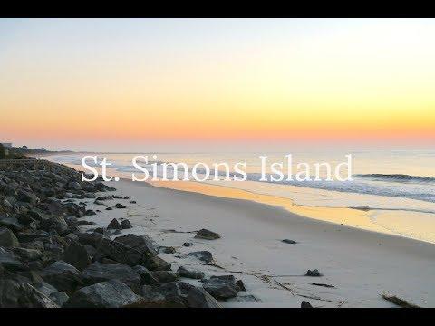 Eating and Drinking on St. Simons Island, GA