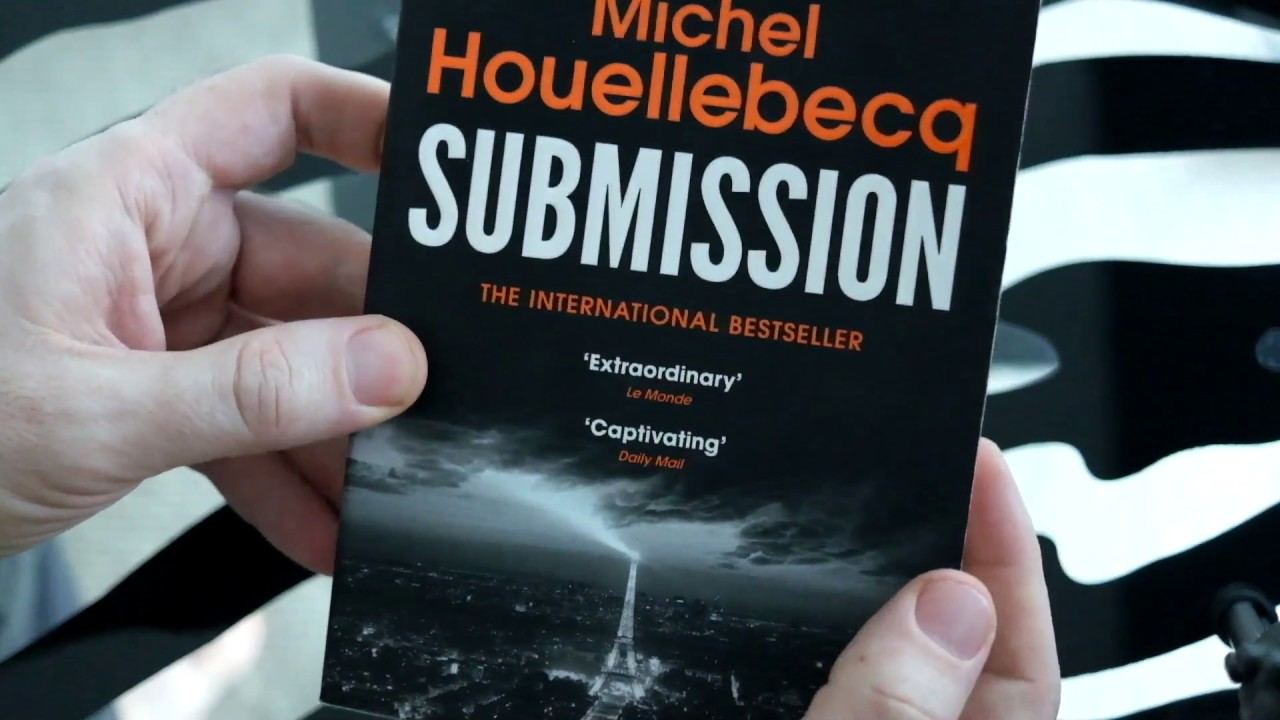 Image result for submission houellebecq