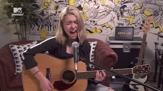 "Gambar cover Snail Mail performs ""Pristine"" (MTV Jammin')"