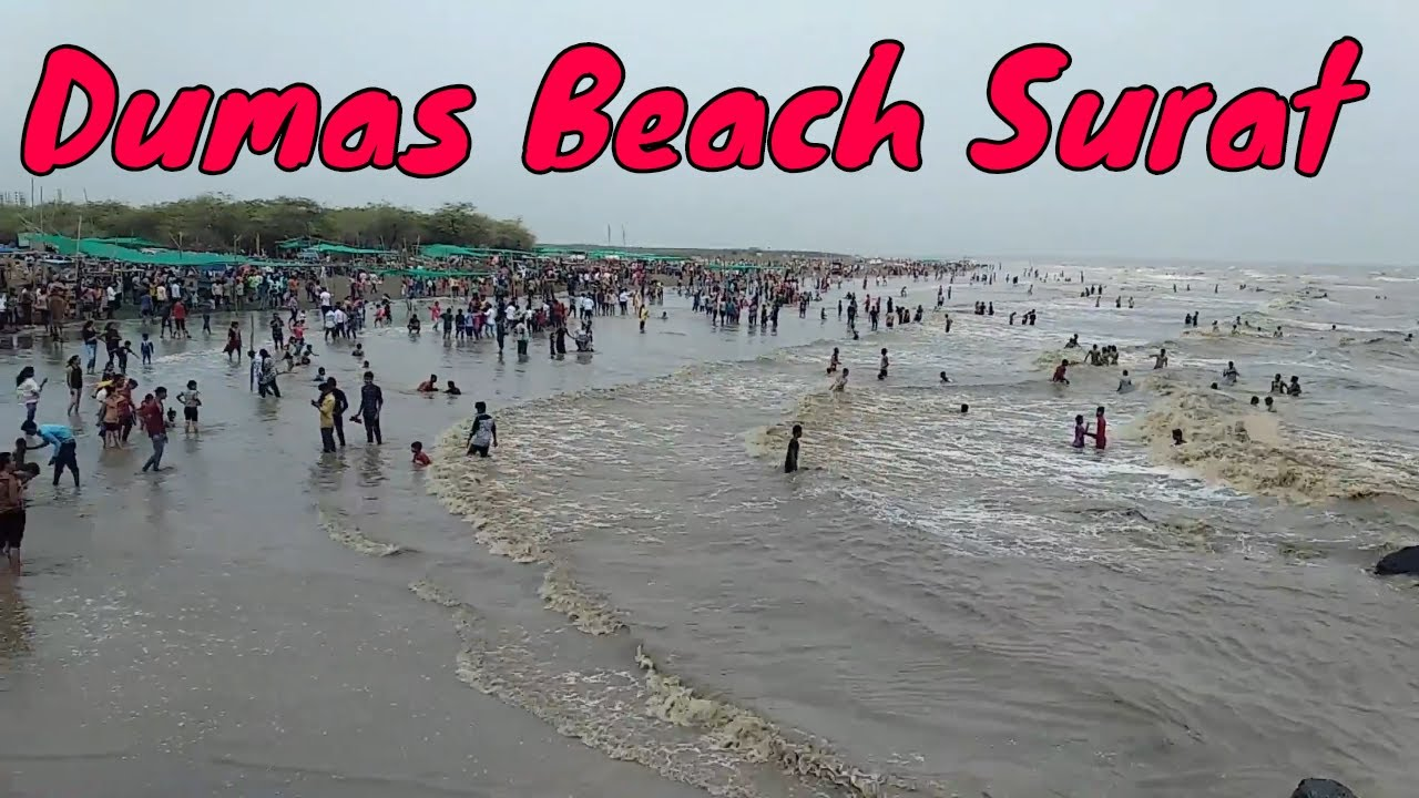 Image result for dumas beach