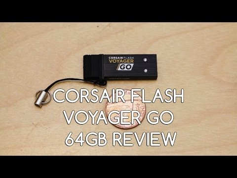 Corsair Flash Voyager Go 64GB review - Androidizen