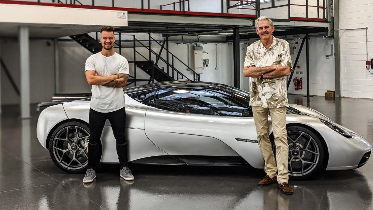 The New £2m Mclaren F1 Successor | First Look