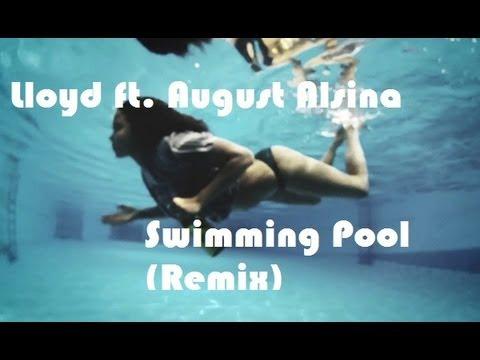 Lloyd ft. August Alsina - Swimming pool (Remix) Subtitulado Español
