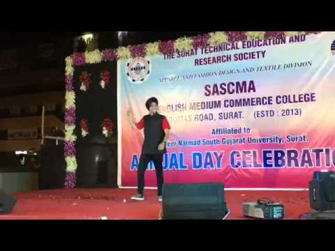 Annual day bhangra performance. On 5 taara and radio. @sascma college