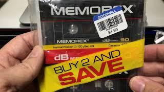 Memorex dB 90 (1985)