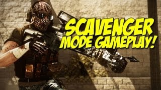 SCAVENGER MODE! - Battlefield 3 Aftermath