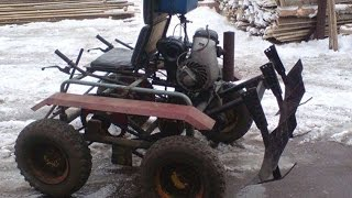 #1553. Home-made Tractors [RUSSIAN AUTO TUNING]