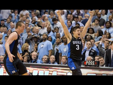 Duke Basketball: Top Plays 2015-16 (4/25/16)