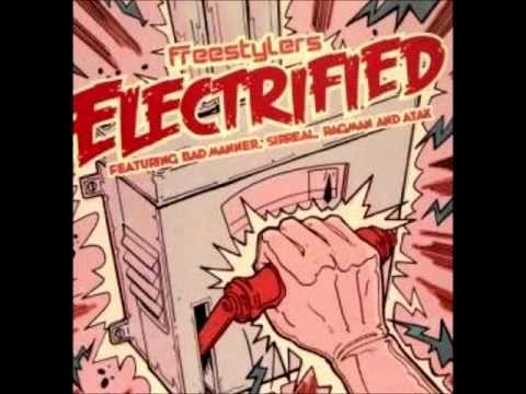 Freestylers - Electrified