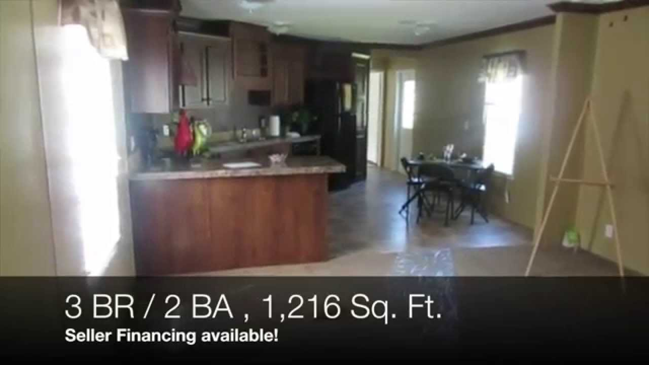 Luxurious 2012 Fleetwood 3BR 2BA Mobile Home Lot 102