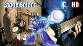 Mega Man 8 - Stage Select ( Featuring Ashikodrum )