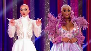 Peppermint vs Sasha Velour - It's Not Right But It's Okay HD 1080p