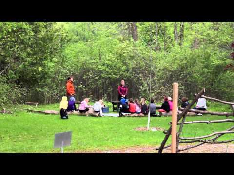 Trent U School of Education - Course Trailer: The Learning Garden