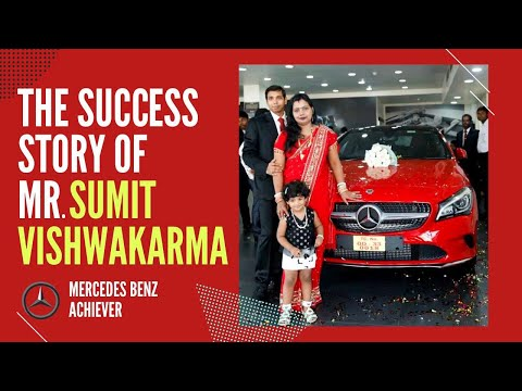 """Mr.SUMIT BISWAKARMA"" - ""SUCCESS STORY"""