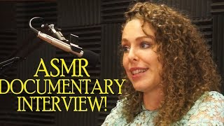 Corrina Featured in ASMR Documentary! Interview ASMR & Your Stress & Health!