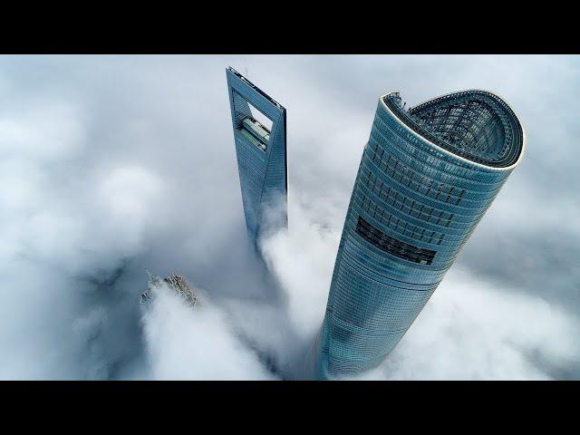 10 Edificios Espantosamente Altos que SobrePasan las Nubes #2