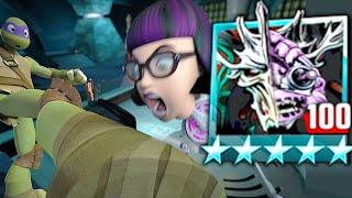 Shrrrdr Power VS Grrrl Power - Teenage Mutant Ninja Turtles Legends