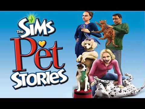 Sims Pet Stories - GET A JOB, ALICE! #2