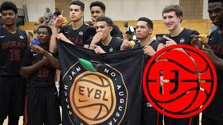Michael Porter and Trae Young Put on a Show to Win the 2016 Nike Peach Jam Championship