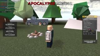 Roblox Apocalypse Rising [Episode 143] Now with in-game DLC