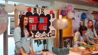 Experiment by Cansu Telak YAHYA KEMAL COLLEGE