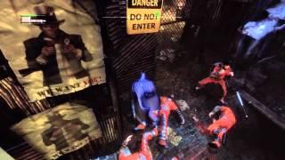 Batman Arkham City Playthrough Part 3 - Batarangs Away!