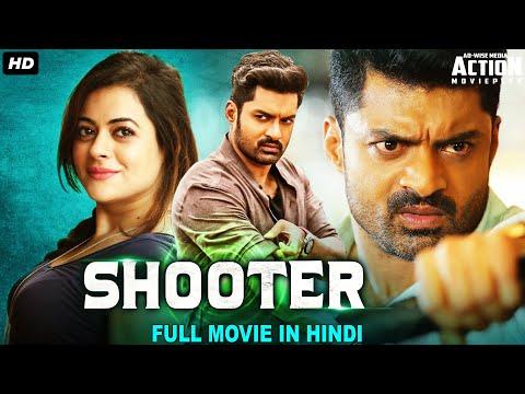 SHOOTER - Blockbuster Hindi Dubbed Full Action Movie | Nandakumari Kalyan Ram Movie Hindi Dubbed