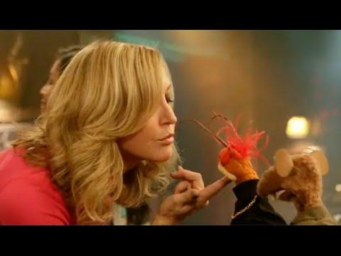 'The Muppets' Take Lara Spencer Backstage