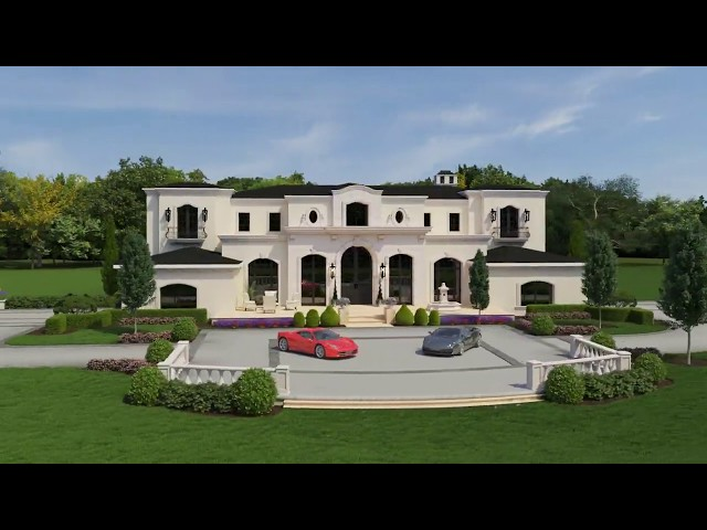 NEW JERSEY MANSION: Current Project