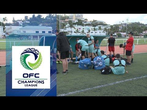 2019 OFC CHAMPIONS LEAGUE SEMI-FINAL  |  Hienghene Sport v Team Wellington Preview