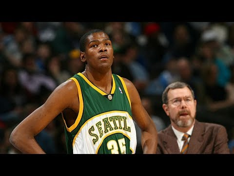 Kevin Durant LEAVING the Warriors if Seattle Gets an NBA Team!?