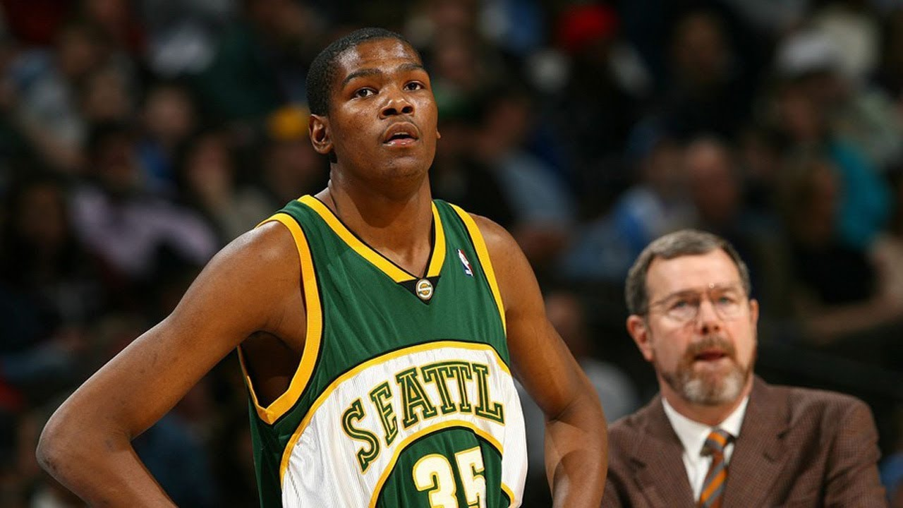 529a01555 Kevin Durant LEAVING the Warriors if Seattle Gets an NBA Team ...