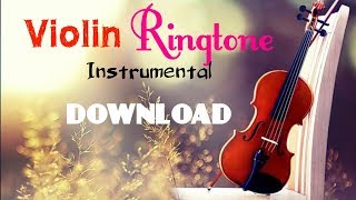 Violin ringtone for mobile ...