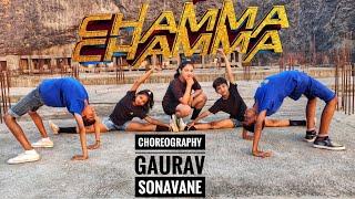 Chamma Chamma | Cover Dance | Choreography:- Gaurav Sonavane