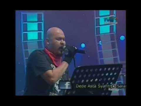 Brutal - rambut gimbal (Tony Q) @Perang Bintang_TVRI