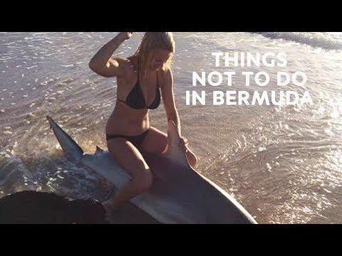 10 Things Not To Do In Bermuda