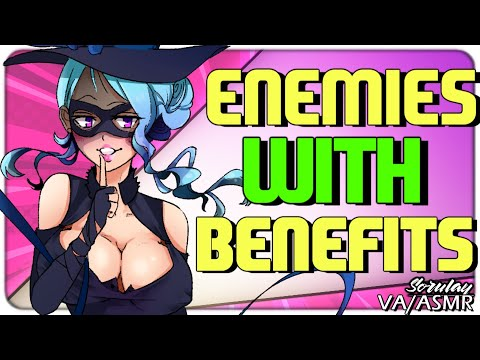 [ASMR] Enemies With Benefits [Villain] [Capture] [Preview] [Voice Acting] [Italian Accent]