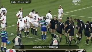 England beat All Blacks in New Zealand - June 2003 Highlights