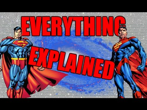 DC's Guide To The Multiverse