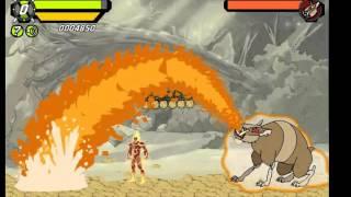 Ben 10 Savage Pursuit - Episode 1 http://ben-ten10-ultimate-alien-games.com