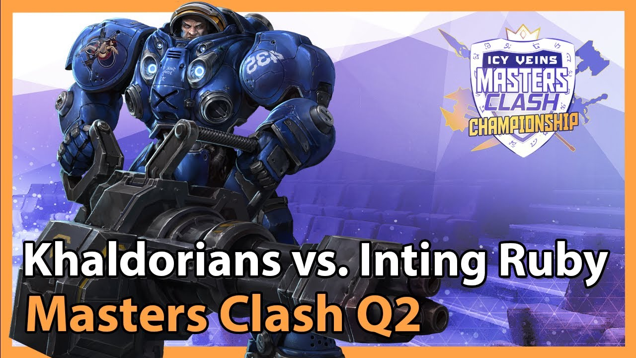 Khaldorians vs. Inting for Ruby - Masters Clash - Heroes of the Storm