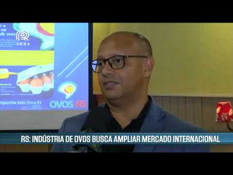 Entrevista Eduardo Santos - Lançamento campanha Ovos RS 2019 - Canal Rural