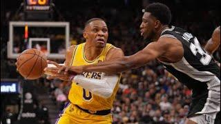 Los Angeles Lakers vs San Antonio Spurs Full Game Highlights | October 26 | 2022 NBA Season