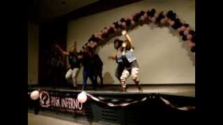 Omega Phi Chi Sorority, Inc--Lambda Chapter 2012 Pink Inferno