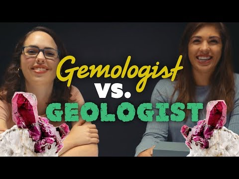 Comparing Different Kinds of Ruby: Gemologist vs Geologist