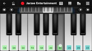 Lag Ja Gale (Lata Mangeshkar) - Easy Mobile Piano Tutorial | Jarzee Entertainment.mp3