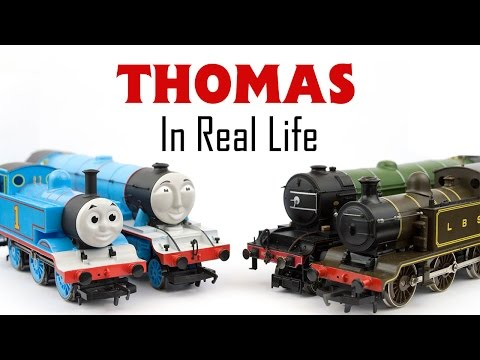 More Thomas & Friends Trains In Real Life