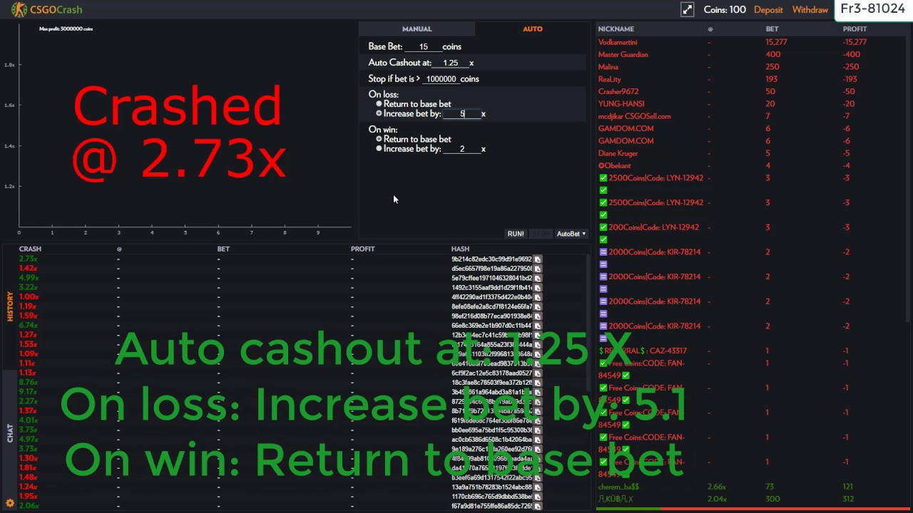 Automatic csgo betting cricket betting tips shaan patel