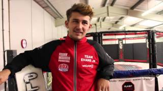 Boxer Rhys Evans Jr Talks About His Plans For The Future